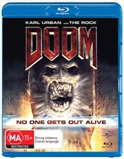 Doom | Blu-ray