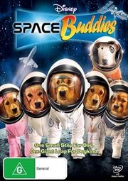 Space Buddies   DVD