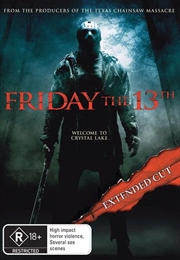 Friday The 13th - Part 12 - The Extended Cut | DVD