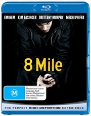 8 Mile | Blu-ray