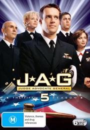 JAG - Season 05 | DVD