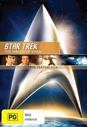 Star Trek 02 - The Wrath Of Khan | DVD