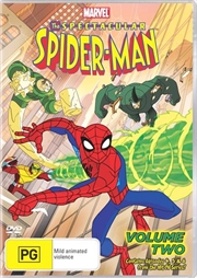Spectacular Spiderman - Vol 02, The