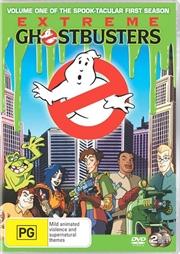 Extreme Ghostbusters - Season 01 Vol 01