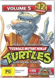 Teenage Mutant Ninja Turtles - Vol 5 | DVD
