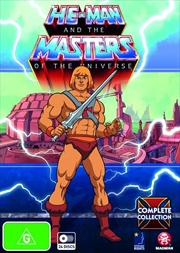He-Man And The Masters Of The Universe - Complete Collection