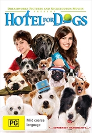 Hotel For Dogs | DVD