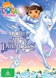 Dora the Explorer- Dora Saves The Snow Princess