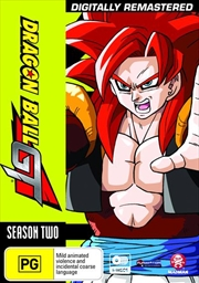 Dragon Ball GT Remastered Uncut - Season 2 | Plus Movie