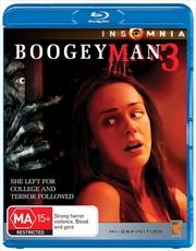 Boogeyman 03 - Insomnia