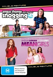 Angus, Thongs and Perfect Snogging  / Mean Girls | DVD