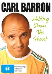 Carl Barron: Walking Down The Street | DVD