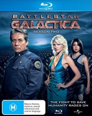 Battlestar Galactica - Season 02 - Slimline Packaging