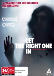 Let The Right One In | DVD