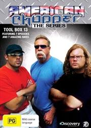 American Chopper - The Series - Tool Box 13