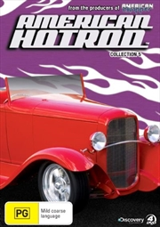 American Hot Rod - Collection 5 | DVD