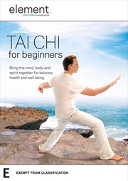 Element: Tai Chi For Beginners | DVD