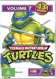 Teenage Mutant Ninja Turtles - Vol 7 | DVD