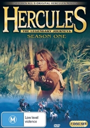 Hercules - The Legendary Journeys - Season 1