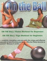 On The Ball, Workout: 2 DVD Set | DVD