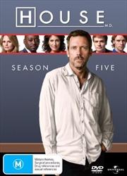 House, M.D. - Season 5 | DVD