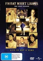 Friday Night Lights - Season 1 | DVD