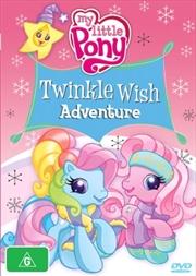 My Little Pony - Twinkle Wish Adventure | DVD