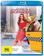 Confessions Of A Shopaholic | Blu-ray
