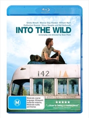 Into The Wild | Blu-ray