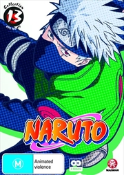 Naruto Uncut - Collection 13 - Eps 164-177 | Slimpack | DVD