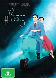 Roman Holiday - 80 Years Of Audrey | DVD