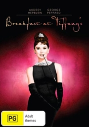 Breakfast At Tiffany's - 80 Years Of Audrey | DVD