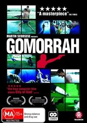 Gomorrah | DVD