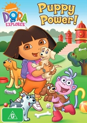 Dora the Explorer - Puppy Power! | DVD