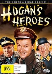 Hogan's Heroes - Season 06 | DVD
