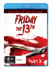 Friday The 13th - Part 2 - Special Edition