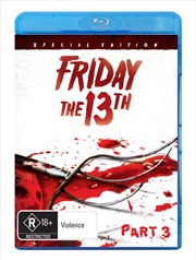 Friday The 13th - Part 3 - Special Edition