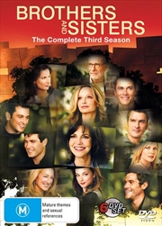 Brothers And Sisters- The Complete Third Season | DVD