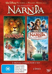 Chronicles Of Narnia - The Lion, The Witch And The Wardrobe / Prince Caspian, The | DVD