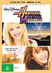 Hannah Montana - The Movie | DVD