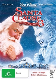 Santa Clause 3 - The Escape Clause, The | DVD