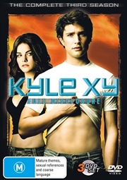Kyle XY - The Complete Third Season   DVD