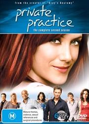 Private Practice - Season 2 | DVD