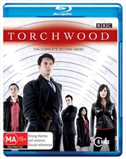 Torchwood - Complete Series 02 | Blu-ray