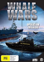 Whale Wars: Season 1: Operation Migaloo | DVD