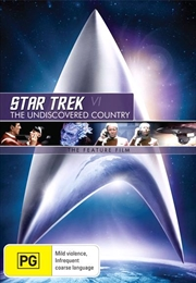 Star Trek VI - The Undiscovered Country Remastered | DVD