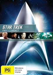 Star Trek VIII - First Contact - Special Edition - Remastered | DVD