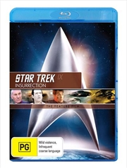 Star Trek IX - Insurrection Remastered | Blu-ray