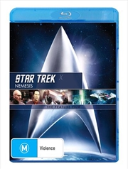 Star Trek X - Nemesis Remastered | Blu-ray