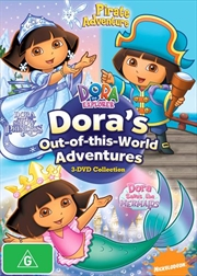 Dora's Out-Of-This-World Adventures
